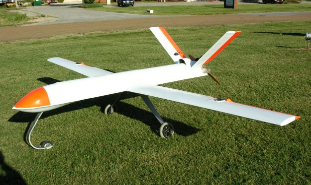 Outlaw G1  U2013 Griffon Aerospace