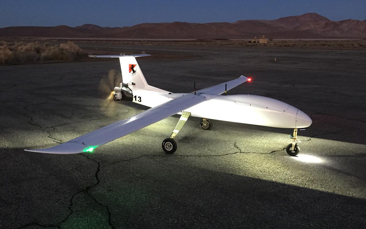 Outlaw G2e Griffon Aerospace