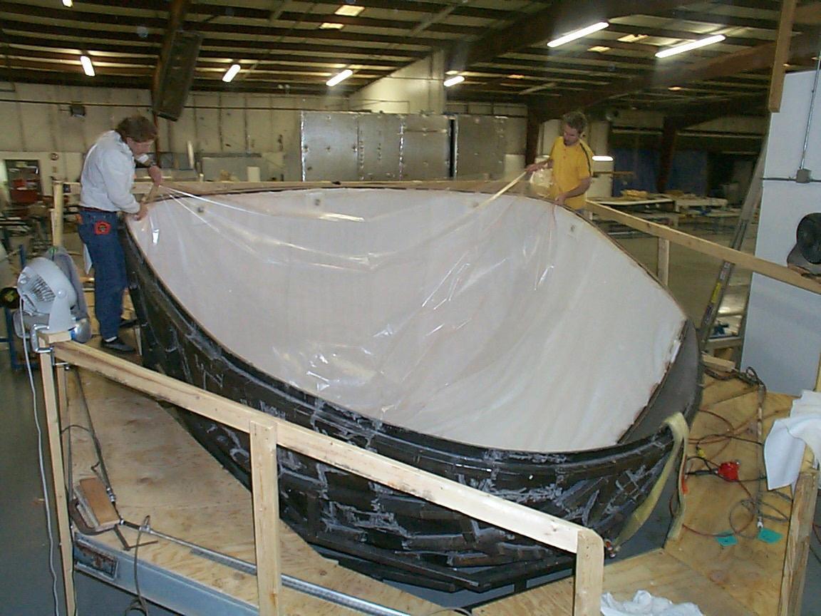 Composite Manufacturing Griffon Aerospace