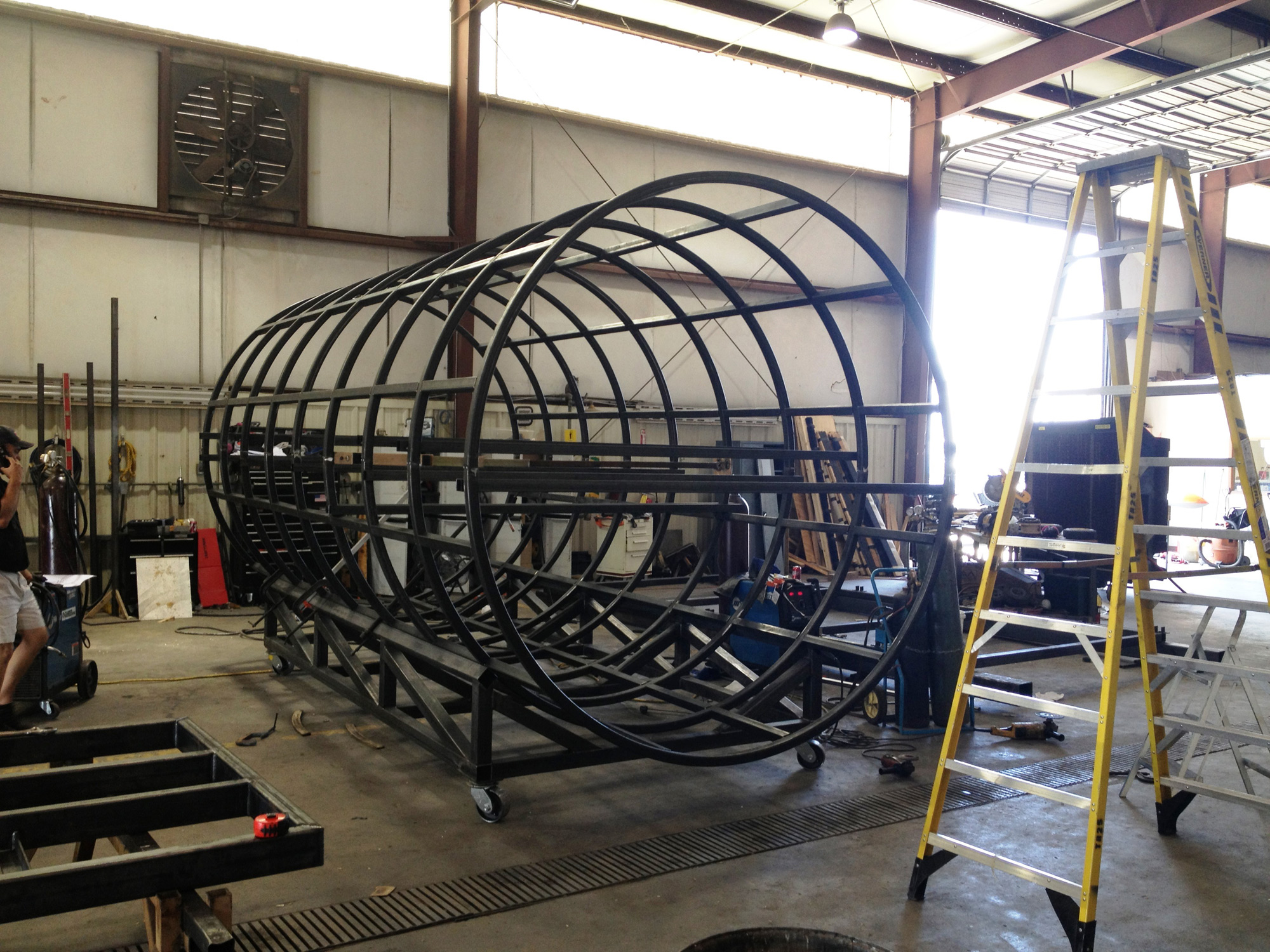Metal Fabrication Griffon Aerospace