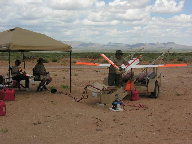 Targetop  U2013 Griffon Aerospace