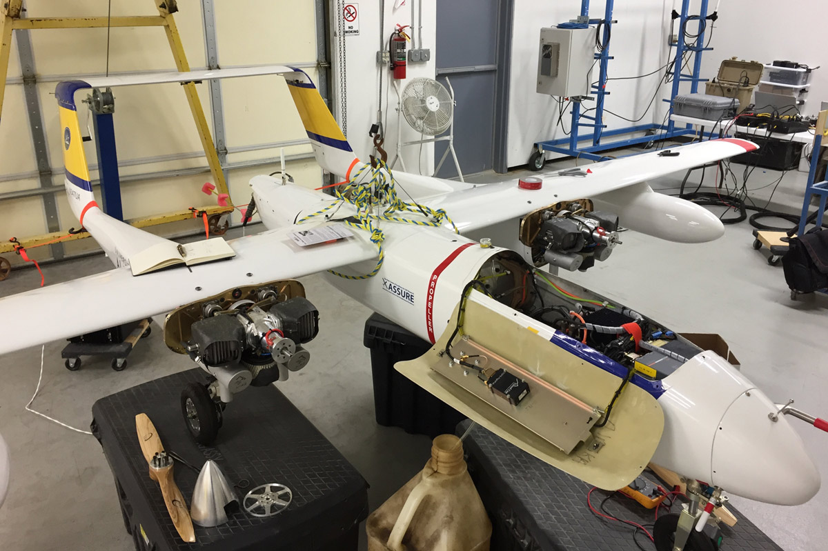 Avionics And Payload Integration  U2013 Griffon Aerospace